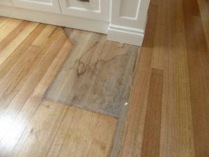 tasmanian oak floor kitchen