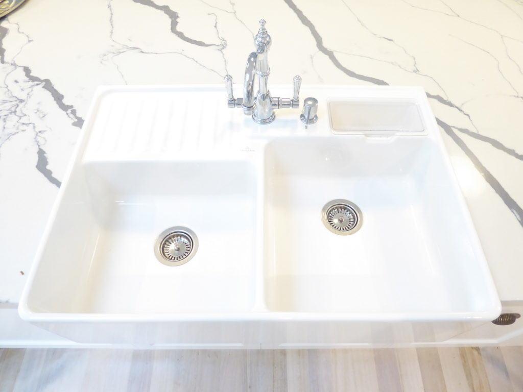 villeroy and bosch white kitchen butlers sink