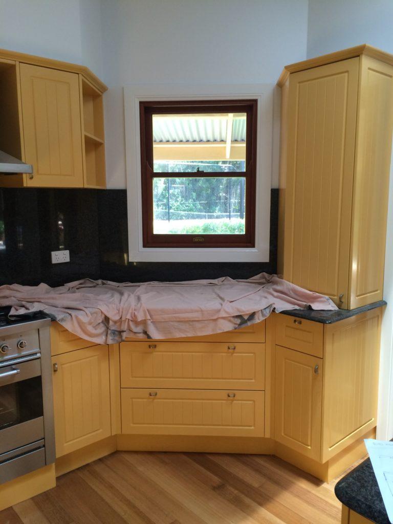 original kitchen window