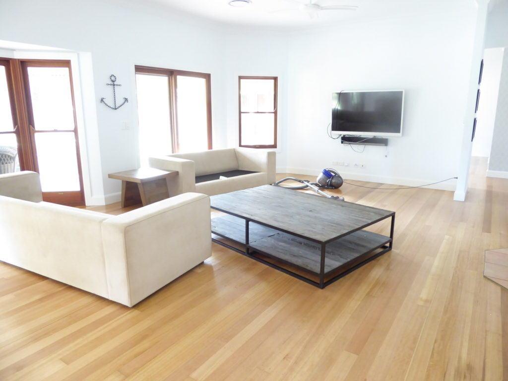 Original Tasmanian Oak Flooring