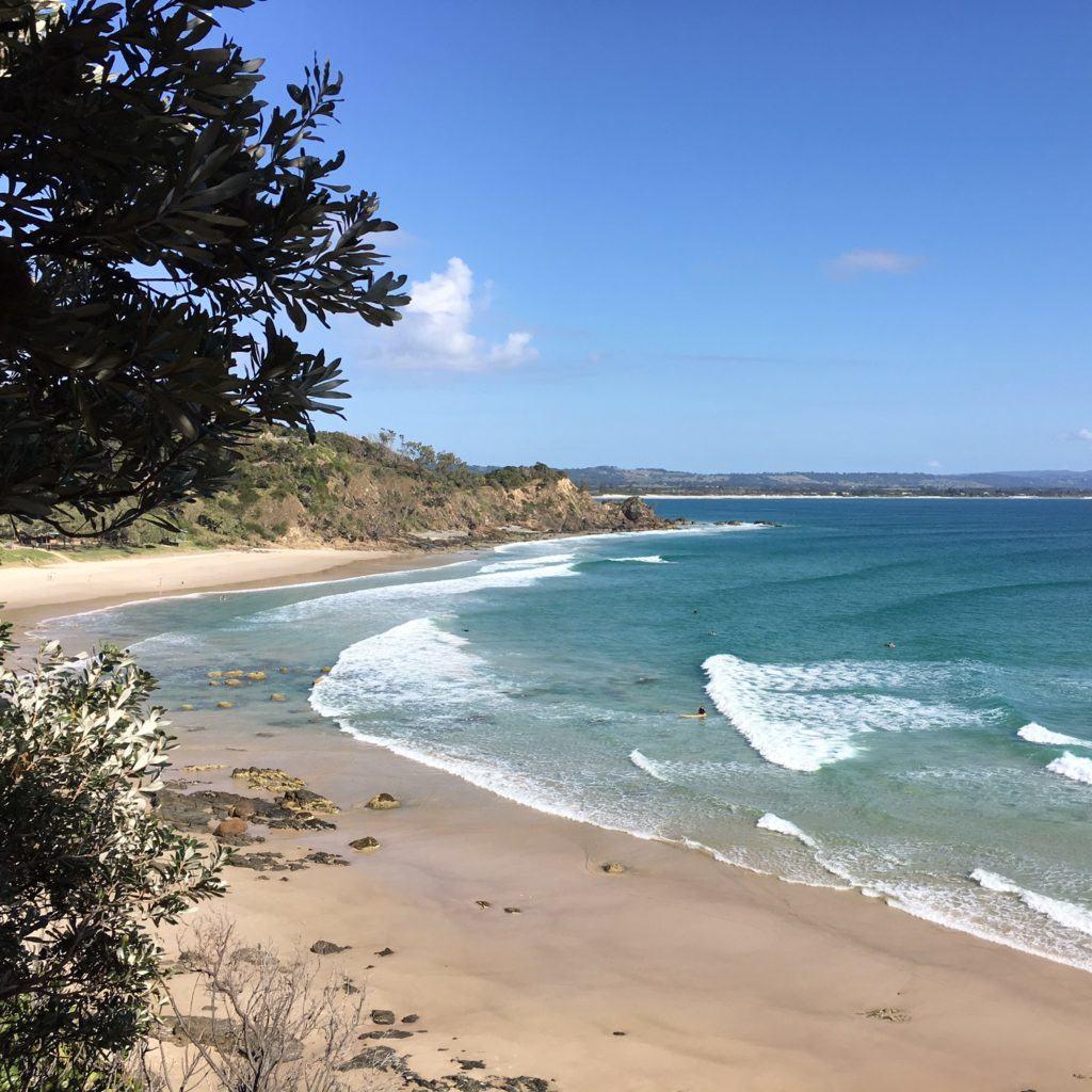 Watego's beach byron bay