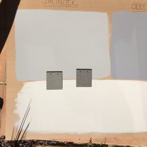 front door and exterior colour samples