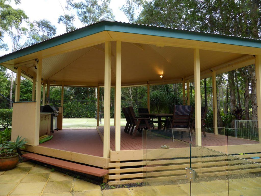 original gazebo betty's photo
