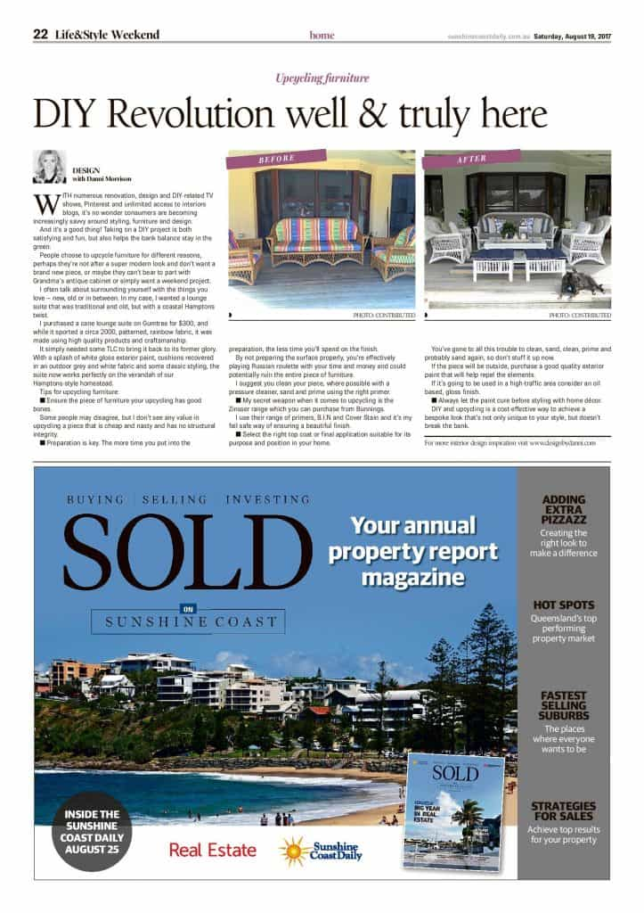 diy revolution well and truly here sunshine coast daily article