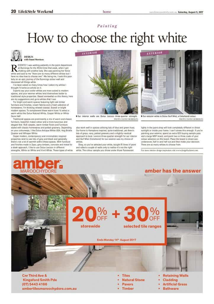how to choose the right white press features sunshine coast daily article