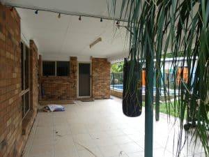 tewantin back exterior original entertaining area