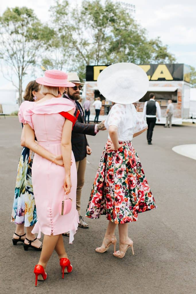 Race Weekend at the Sunshine Coast Turf Club - Ladies Oaks Day promotion