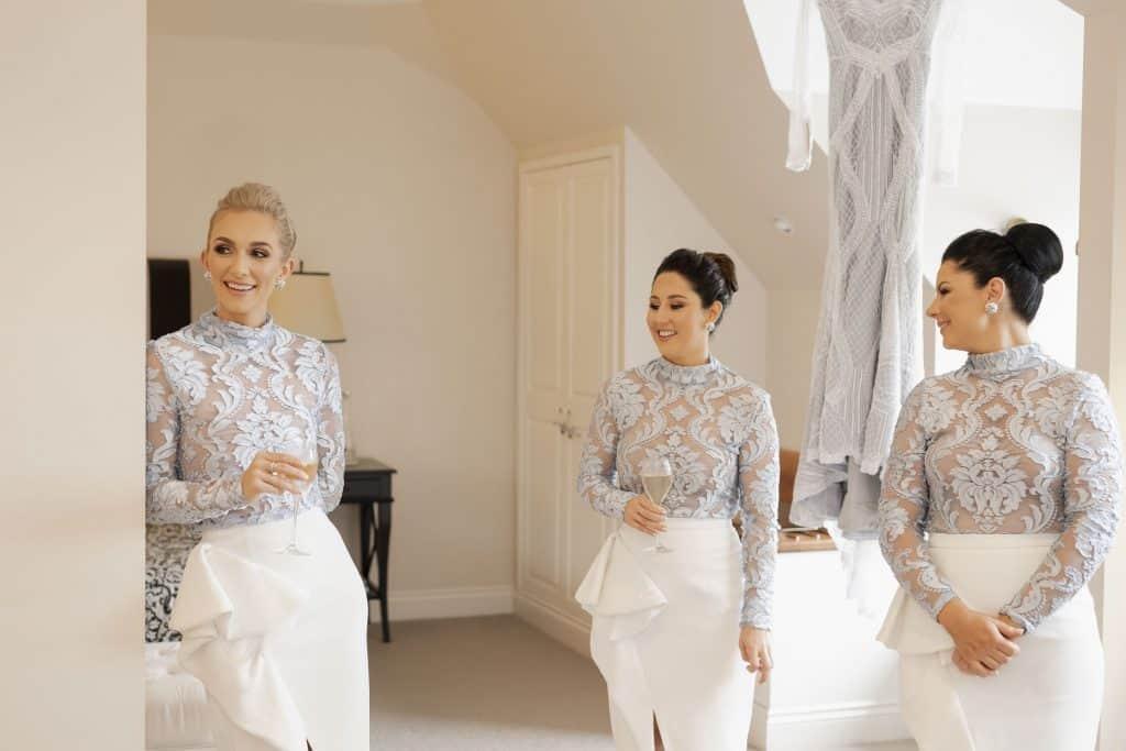 the final wedding blog - my beautiful bridesmaids