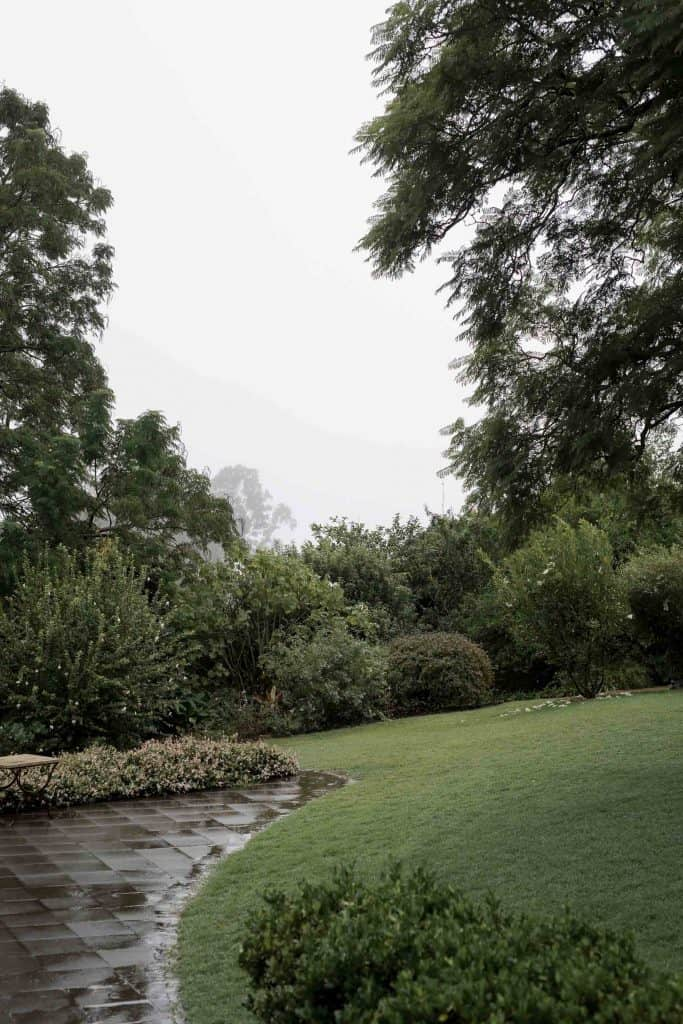 wedding blog - Spicers clovelly on the morning of the wedding