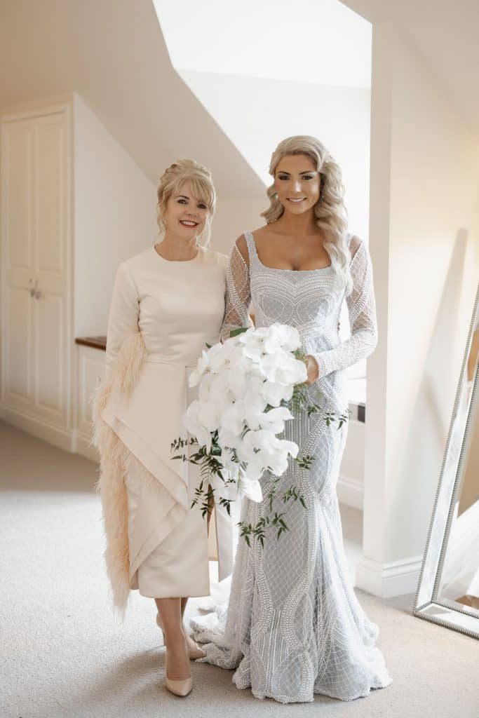 the final wedding blog - a morning spent with my favourite women